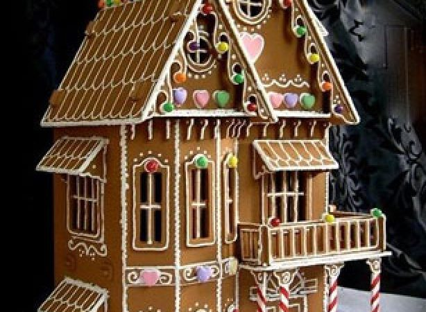 Best Gingerbread Houses Have Ever Seen Ginger