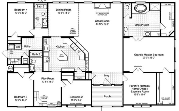Best Home Floor Plans Ideas Pinterest House