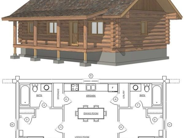 Best Hunting Cabin Ideas Pinterest Small Cabins