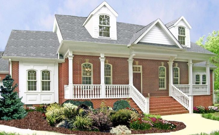 Best Low Country French Creole Home Plans