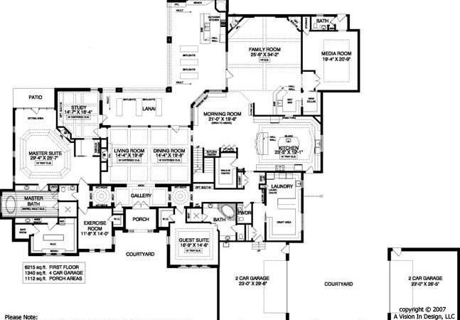 Best Luxury Floor Plans Ideas Pinterest