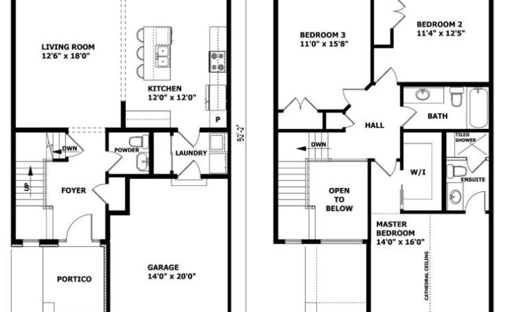 Best Modern Floor Plans Ideas Pinterest