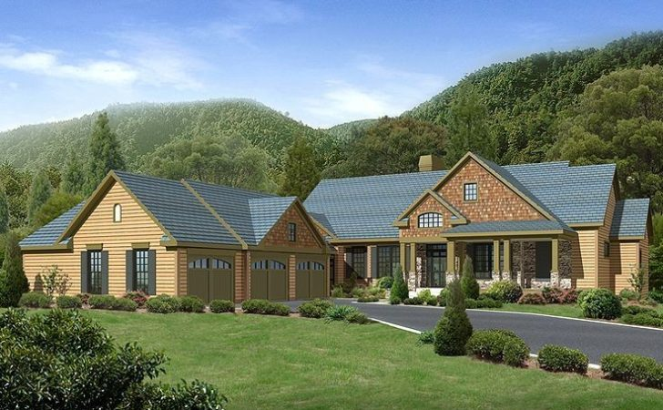 Best Mountain House Plans Pinterest
