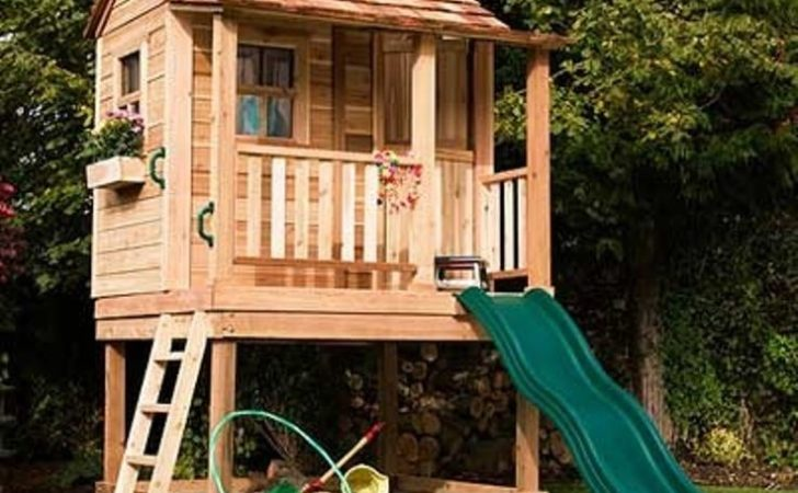 Best Playhouse Plans Ideas Pinterest