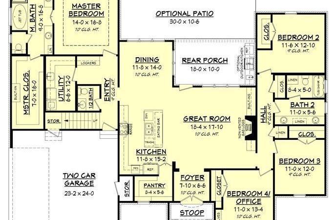 Best Ranch Style Homes Ideas Pinterest