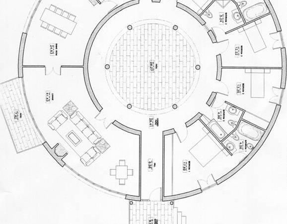 Best Round House Plans Ideas Pinterest Cob