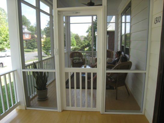Best Screened Front Porches Ideas Pinterest