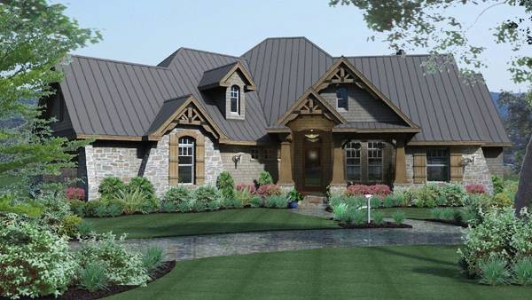 Best Selling House Plans Designers
