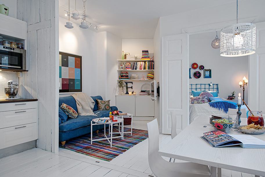 Best Small Apartment Design Ideas Part One