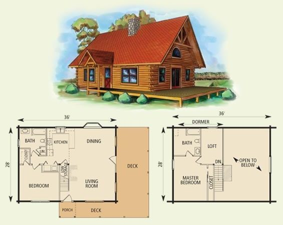 Best Small Log Homes Ideas Only Pinterest