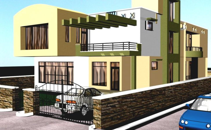 Best Small Modern House Designs Plans Design
