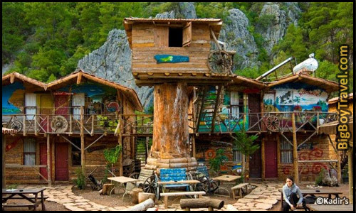 Best Treehouse Hotels World Top