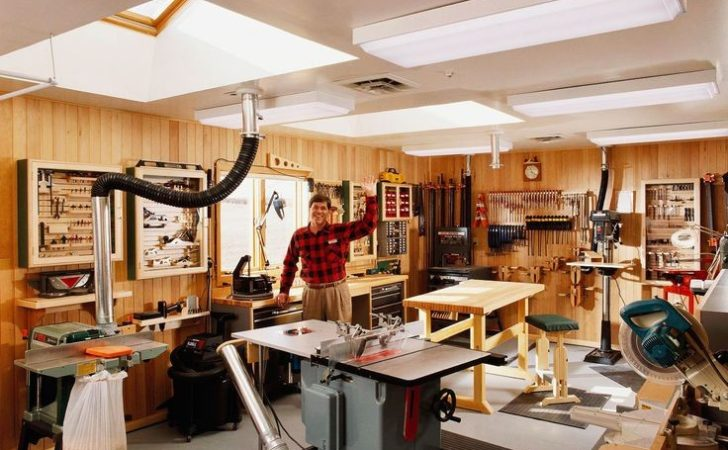 Best Woodworking Shop Layout Ideas Pinterest