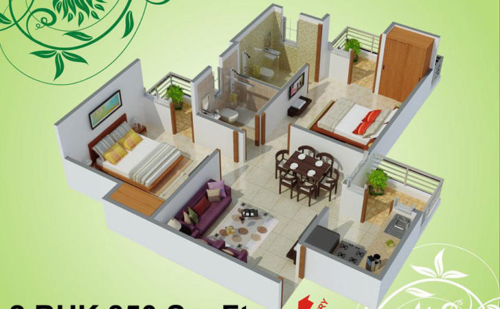 Bhk Apartment Sale Charms India