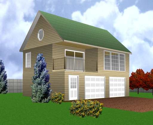 Big Garage Apartment Plans Find House
