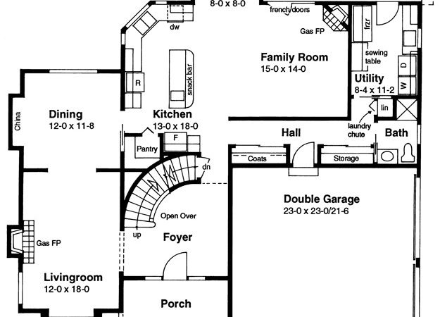 Big House Floor Plans Quotes