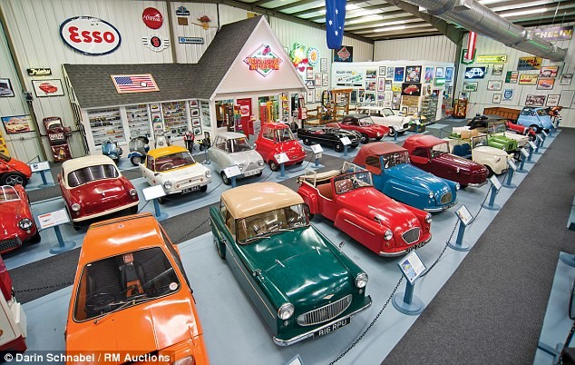Biggest Ever Sale World Tiniest Cars Four