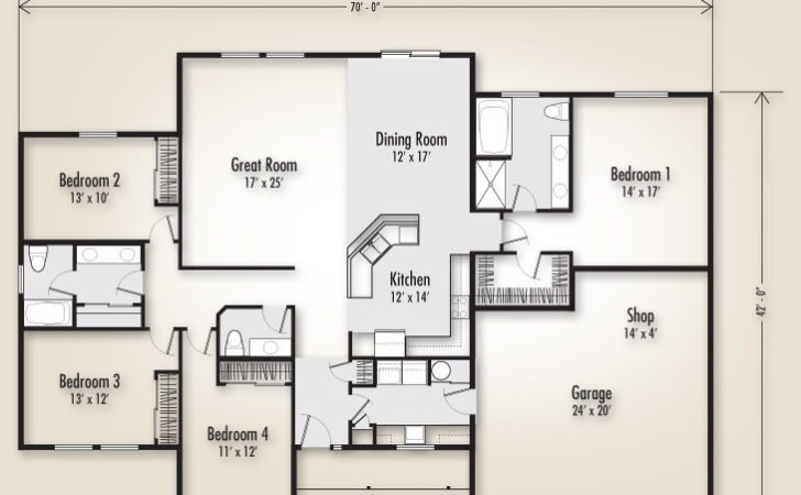 Blakely Home Plan Adair Homes