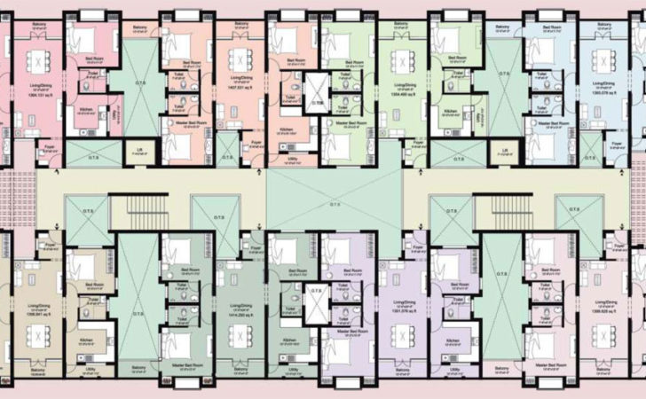 Block Apartment Floor Plan Best Auto Reviews