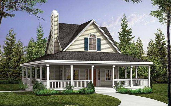 Bloombety Affordable Small Country Homes Plan
