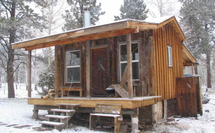 Bloombety Rustic Cabin Designs Winter