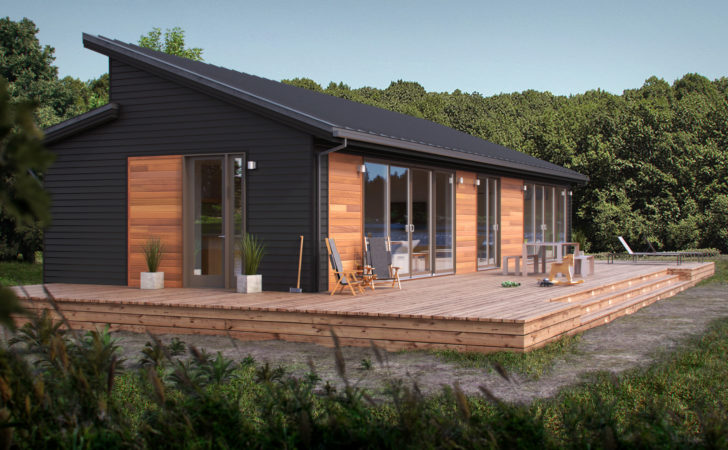 Blu Homes Product Line Offers Enhanced Green