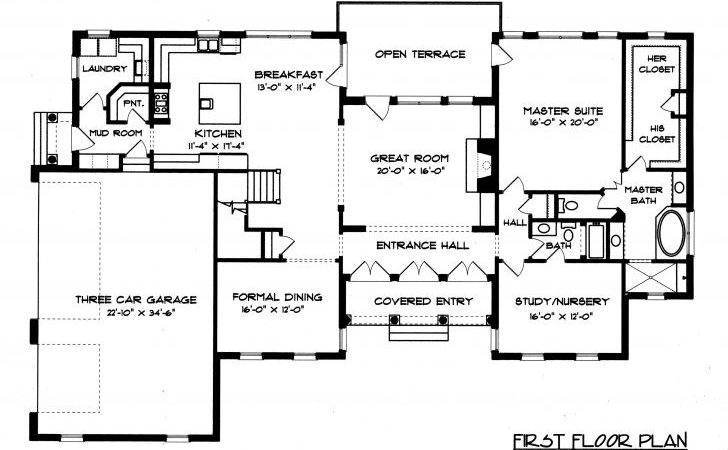 Bosch Authentic Colonial House Plans Motor