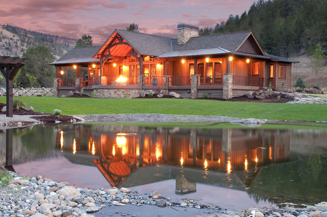 Brasada Ranch Style Homes Rustic Exterior Other