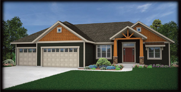 Browse Our Ranch House Plans Style Homes