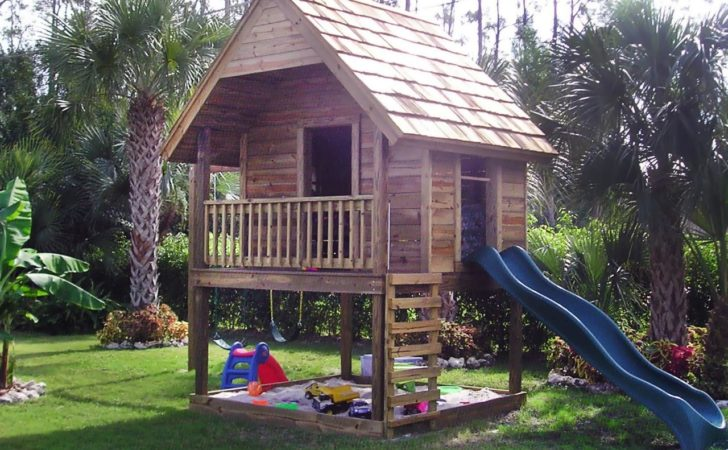 Build Beautiful Playhouse Hgtv
