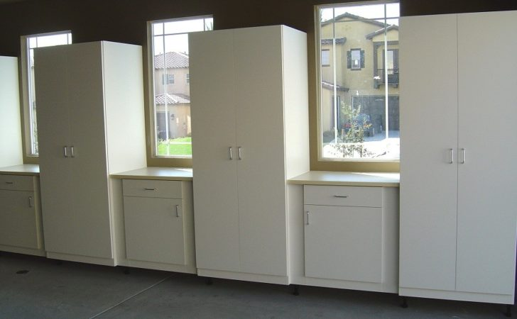Build Cheap Garage Cabinets Styles