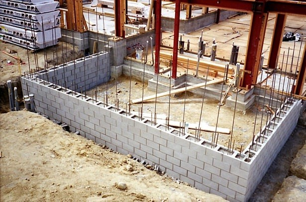 Build Concrete Block Wall Your Own Hands