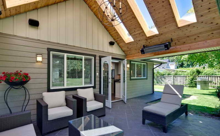 Build Covered Patio Wood Covers