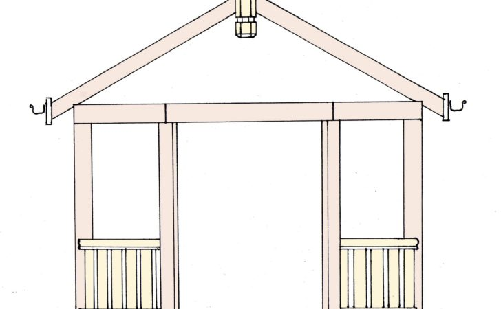 Build Decorative Wood Pergola Weekend Many Diy
