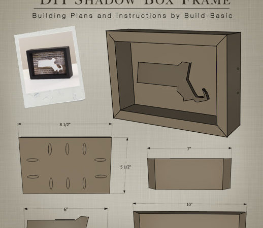 Build Diy Shadow Box Frame Basic