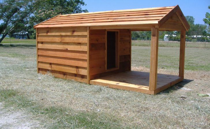 Build Dog House Blueprint Home Improvement