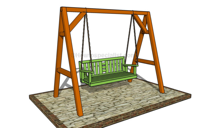 Build Frame Swing Howtospecialist