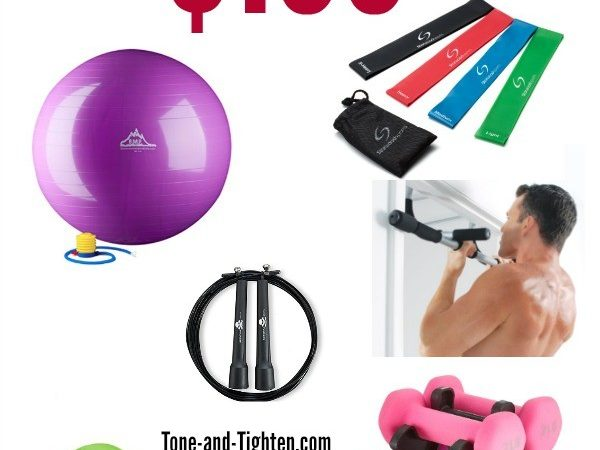 Build Home Gym Tone Tighten