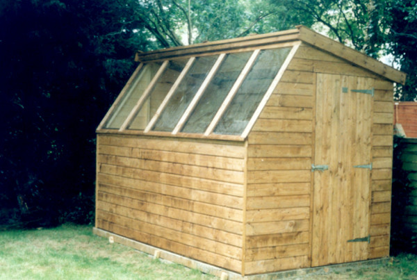 Build Lean Shed Your Own