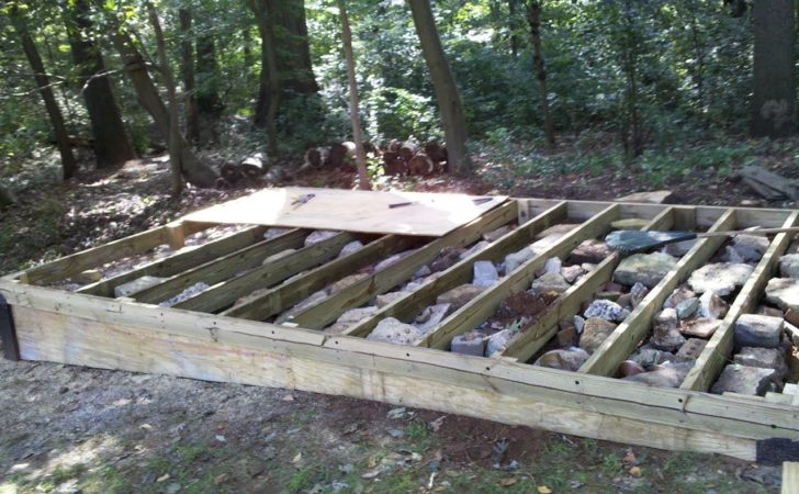 Build Level Shed Tiny Houses Barn Foundation