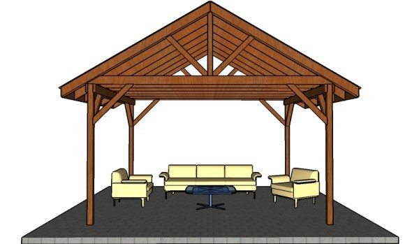 Build Picnic Shelter Howtospecialist