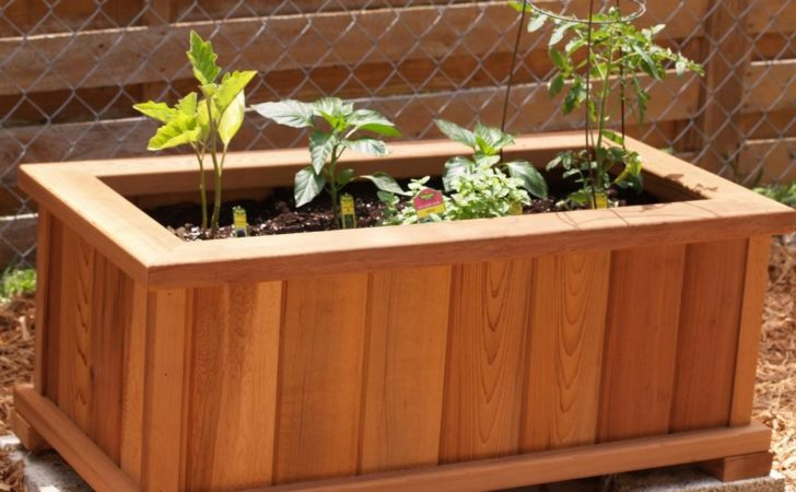 Build Planter Box Decodir