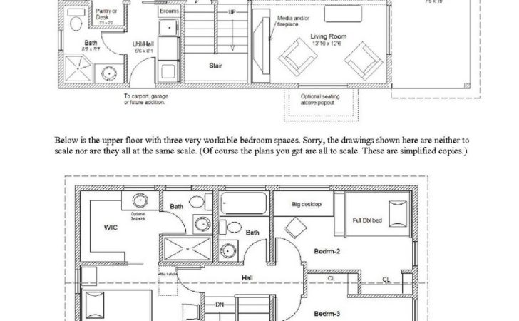 Build Remodel Your Own House Simple Plan Design