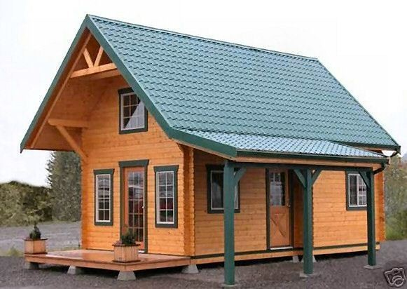Build Small Cabin Cheap Ehow Rachael Edwards