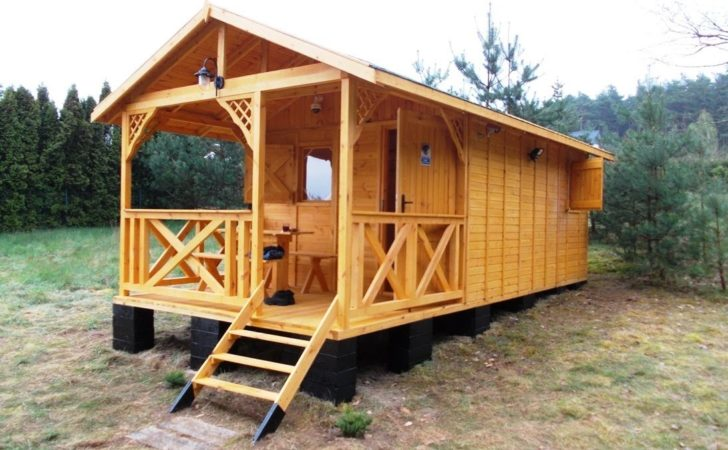 Build Small Cabins Home