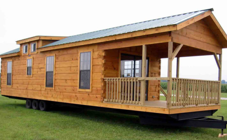 Build Tiny House Wheels Trailer Small