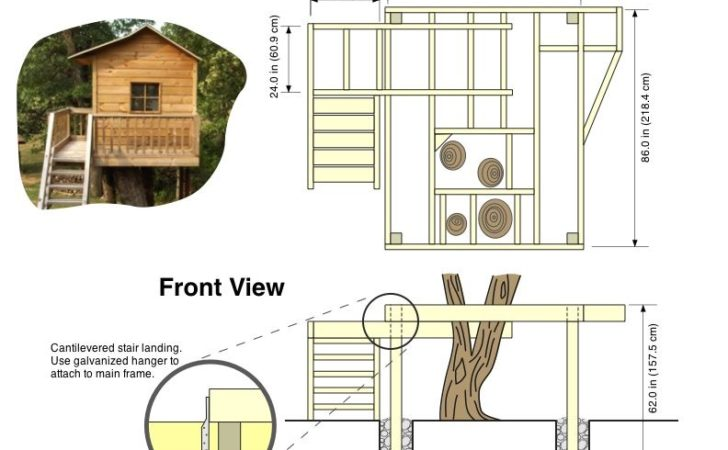 Build Tree House Tips Building Kids Treehouse