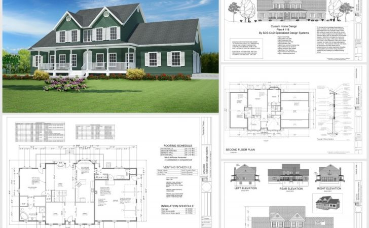 Build Your Own Summer House Plans Design