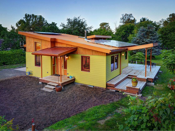 Build Your Own Version Small Home Year