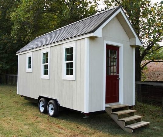 Build Your Tiny House Affordable Plans